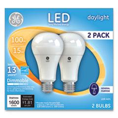 GEL 66133 GE LED Daylight A21 Dimmable Light Bulb GEL66133