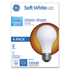 GEL 99190 GE Classic LED SW Non-Dim A19 Light Bulb GEL99190