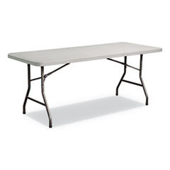 ALE PT7230G Alera Rectangular Plastic Folding Table ALEPT7230G