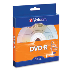 VER 97957 Verbatim DVD-R Recordable Disc VER97957