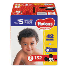 KCC 43108 Huggies Snug & Dry Diapers KCC43108