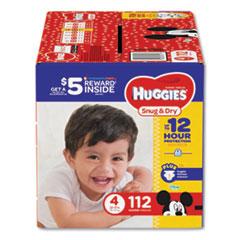 KCC 43111 Huggies Snug & Dry Diapers KCC43111