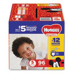 KCC 43113 Huggies Snug & Dry Diapers KCC43113