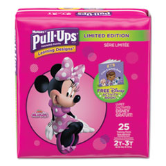 KCC 45132 Huggies Pull-Ups Learning Designs Potty Training Pants for Girls KCC45132