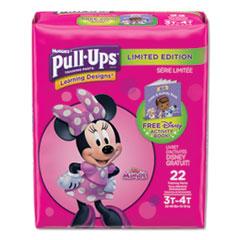 KCC 45140 Huggies Pull-Ups Learning Designs Potty Training Pants for Girls KCC45140