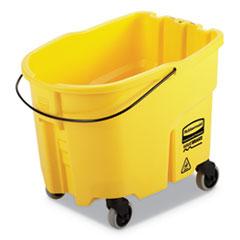 RCP FG757088YEL Rubbermaid Commercial WaveBrake 2.0 Bucket RCPFG757088YEL