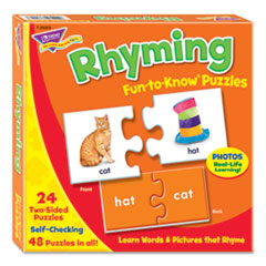TEP T36009 TREND Fun to Know Puzzles TEPT36009