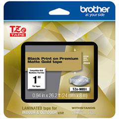 BRT TZEM851 Brother TZe Premium Laminated Tape BRTTZEM851