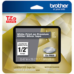 BRT TZEPR935 Brother TZe Premium Laminated Tape BRTTZEPR935