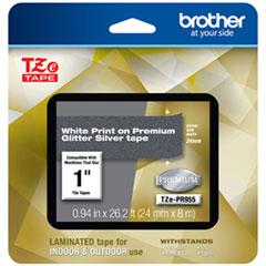 BRT TZEPR955 Brother TZe Premium Laminated Tape BRTTZEPR955