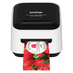 BRT VC500W Brother VC-500W Wireless Ink Free Label Printer BRTVC500W