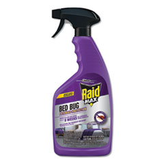 SJN 305735EA Raid Max Bed Bug & Flea Killer SJN305735EA
