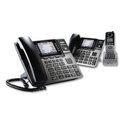 RCA U1000SET RCA Unison 1-4 Line Wireless Phone System Bundle RCAU1000SET