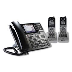 RCA U10002HS RCA Unison 1-4 Line Wireless Phone System Bundle RCAU10002HS