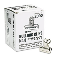 EPI 2000LMR X-ACTO Bulldog Clips EPI2000LMR