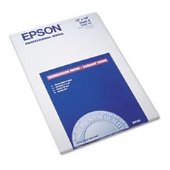 EPS S041351 Epson Watercolor Radiant White Inkjet Paper EPSS041351