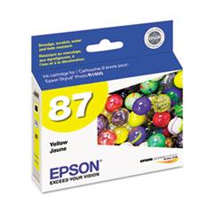 EPS T087420 Epson UltraChrome T087120-T087920 Hi-Gloss Inkjet Cartridge EPST087420