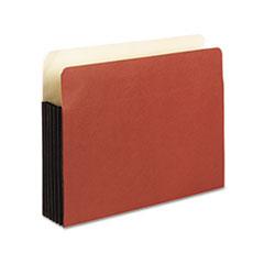 PFX 35344 Pendaflex Redrope WaterShed Expanding File Pockets PFX35344