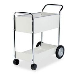 FEL 40922 Fellowes Steel Mail Cart FEL40922