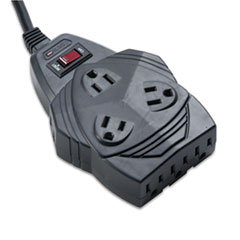 FEL 99091 Fellowes Mighty 8 Eight-Outlet Surge Protector FEL99091