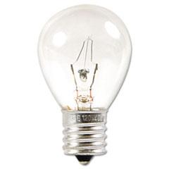 GEL 35156 GE Incandescent S11 Appliance Light Bulb GEL35156