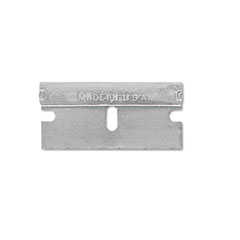 GNS 12854 Sheffield Single Edge Safety Blades GNS12854