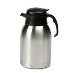 HOR SVC190 Hormel Stainless Steel Lined Vacuum Carafe HORSVC190