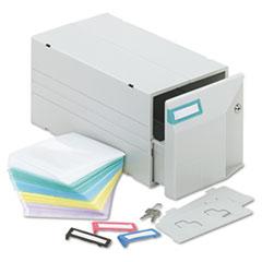 IVR 39501 Innovera CD/DVD Storage Drawer IVR39501