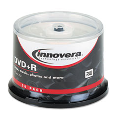 IVR 46851 Innovera DVD+R Recordable Disc IVR46851