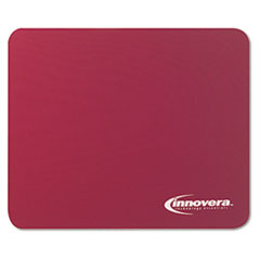 IVR 52445 Innovera Latex-Free Synthetic Rubber Mouse Pad IVR52445