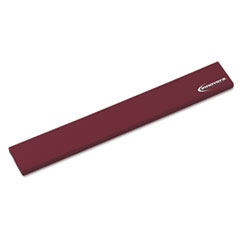 IVR 52455 Innovera Latex-Free Synthetic Rubber Keyboard Wrist Rest IVR52455