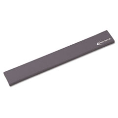IVR 52459 Innovera Latex-Free Synthetic Rubber Keyboard Wrist Rest IVR52459