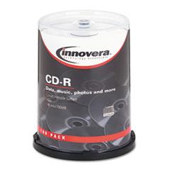IVR 77815 Innovera CD-R Inkjet Printable Recordable Disc IVR77815