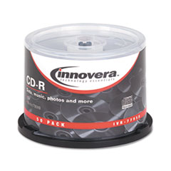IVR 77950 Innovera CD-R Recordable Disc IVR77950