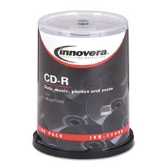 IVR 77990 Innovera CD-R Recordable Disc IVR77990