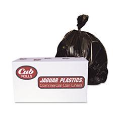JAG D38634BN Jaguar Plastics Industrial Drum Liners, Rolls JAGD38634BN