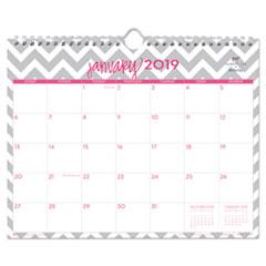 BLS 102141 Blue Sky Dabney Lee Ollie Wirebound Wall Calendar BLS102141