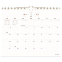 AAG YP70714 AT-A-GLANCE Signature Collection Wall Calendar AAGYP70714