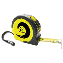 BWK TAPEM25 Boardwalk Easy Grip Tape Measure BWKTAPEM25
