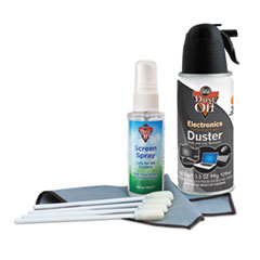 FAL DCKB Dust-Off Premium Keyboard Cleaning Kit FALDCKB
