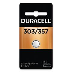 DUR D303357PK Duracell Button Cell Battery DURD303357PK