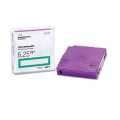 HEW C7976A HP LTO-6 Ultrium Data Cartridge HEWC7976A