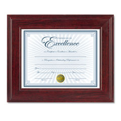 DAX N15787NT DAX Executive Mahogany Document Frame DAXN15787NT