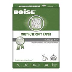 CAS OX9001 Boise X-9 Multi-Use Copy Paper CASOX9001