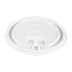 SCC LB3161 Dart Lift Back & Lock Tab Lids for Paper Cups SCCLB3161