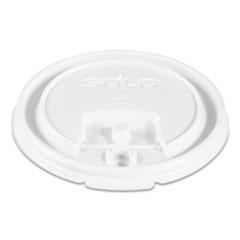 SCC LB3081 Dart Lift Back & Lock Tab Lids for Paper Cups SCCLB3081