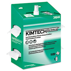 KCC 34644 Kimtech KIMWIPES* Lens Cleaning Station KCC34644