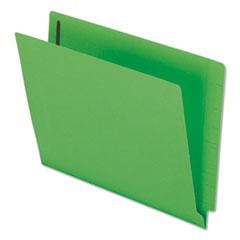 PFX H10U13GR Pendaflex Colored Reinforced End Tab Fasteners Folders PFXH10U13GR
