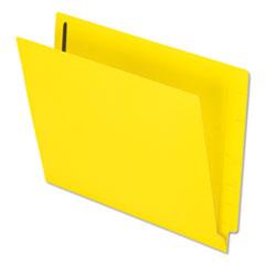 PFX H10U13Y Pendaflex Colored Reinforced End Tab Fasteners Folders PFXH10U13Y