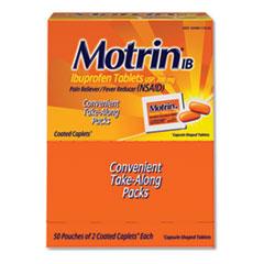 MCL 48152 Motrin IB Ibuprofen Tablets MCL48152